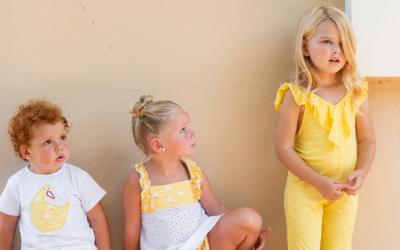 Tendencias en moda infantil para la primavera de 2021