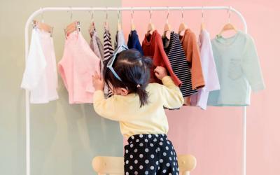 ¿Debo dejar que mis hijos elijan su ropa?